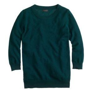 J. Crew Merino Wool Tippi Sweater
